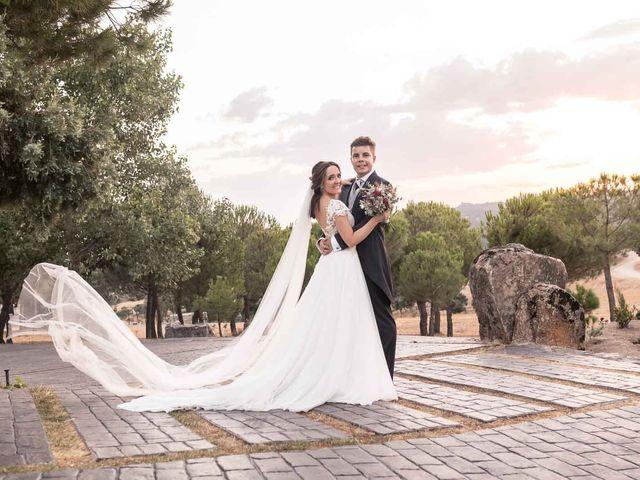 La boda de Iván y Patricia en Torrelodones, Madrid 2
