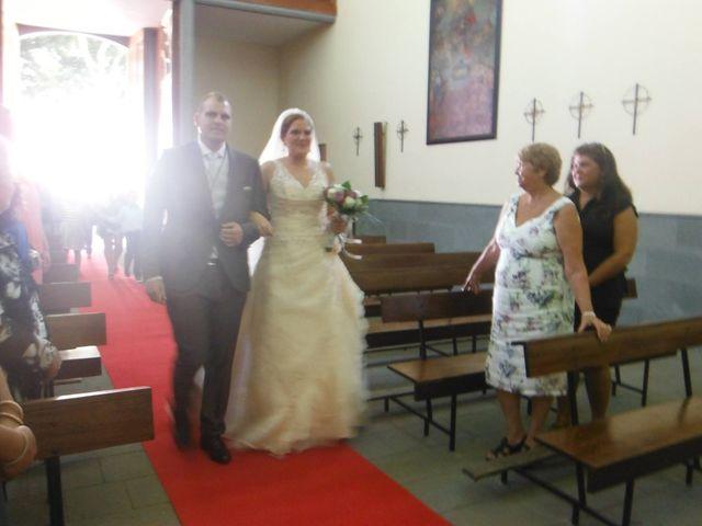 La boda de Penelope y Deriman en Valsequillo (Telde), Las Palmas 3