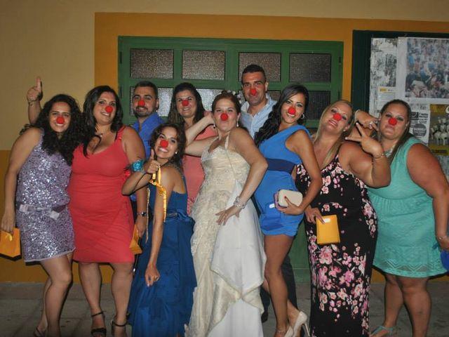 La boda de Penelope y Deriman en Valsequillo (Telde), Las Palmas 1