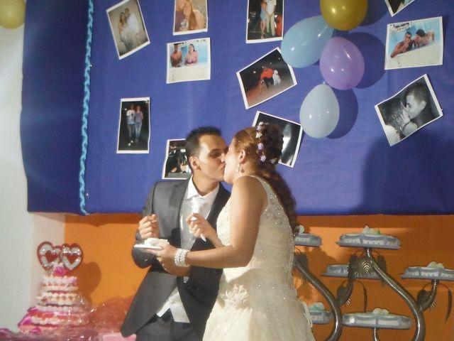 La boda de Penelope y Deriman en Valsequillo (Telde), Las Palmas 4