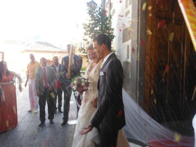 La boda de Penelope y Deriman en Valsequillo (Telde), Las Palmas 5
