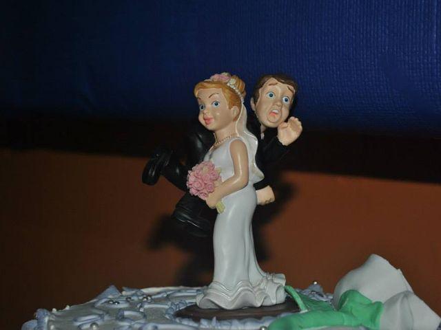 La boda de Penelope y Deriman en Valsequillo (Telde), Las Palmas 8