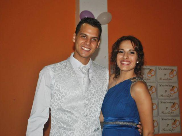 La boda de Penelope y Deriman en Valsequillo (Telde), Las Palmas 10