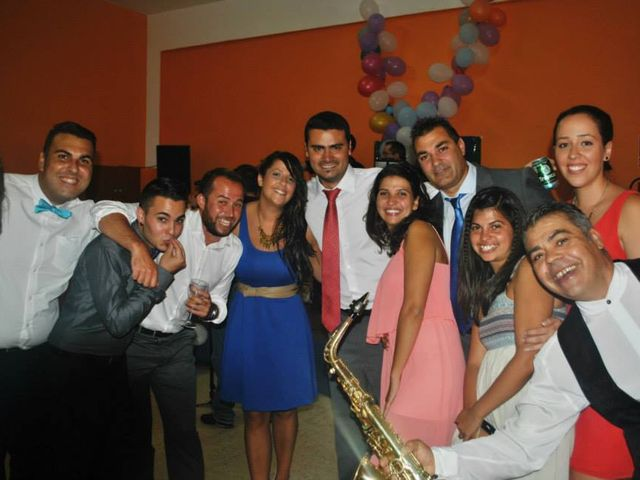 La boda de Penelope y Deriman en Valsequillo (Telde), Las Palmas 14