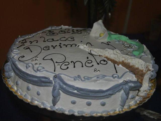 La boda de Penelope y Deriman en Valsequillo (Telde), Las Palmas 17