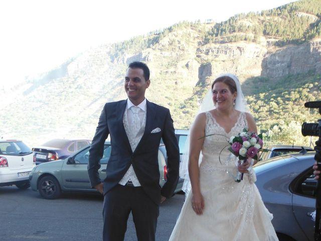 La boda de Penelope y Deriman en Valsequillo (Telde), Las Palmas 18