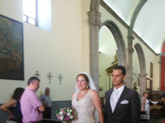 La boda de Penelope y Deriman en Valsequillo (Telde), Las Palmas 20