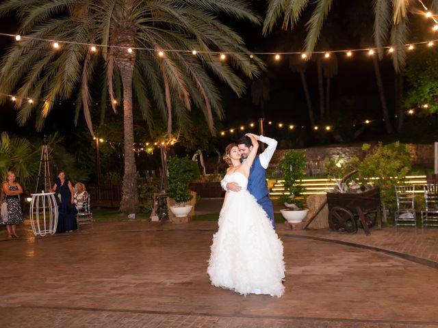 La boda de Olga y Hilario