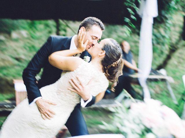 La boda de Andrea y Xavi