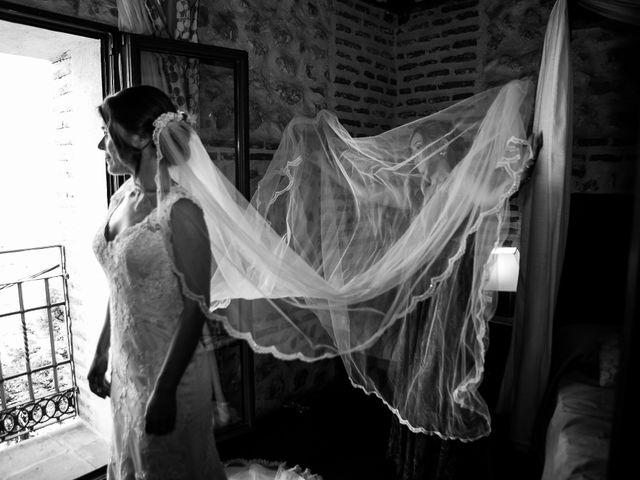 La boda de Ángel  y Beatriz en Los Santos De La Humosa, Madrid 10
