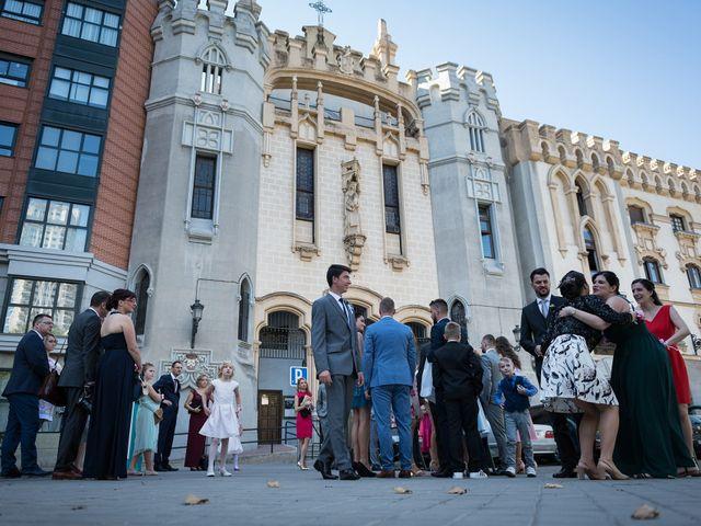 La boda de Pavol y Nuria en Madrid, Madrid 73