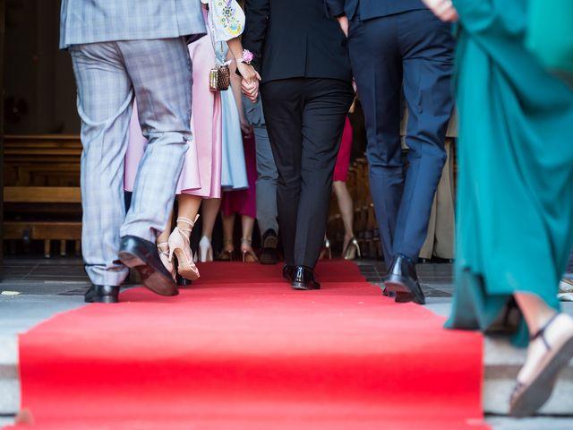La boda de Pavol y Nuria en Madrid, Madrid 77