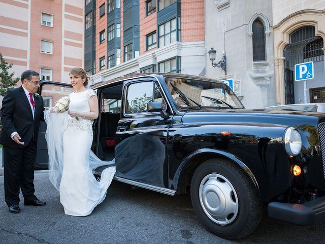 La boda de Pavol y Nuria en Madrid, Madrid 81