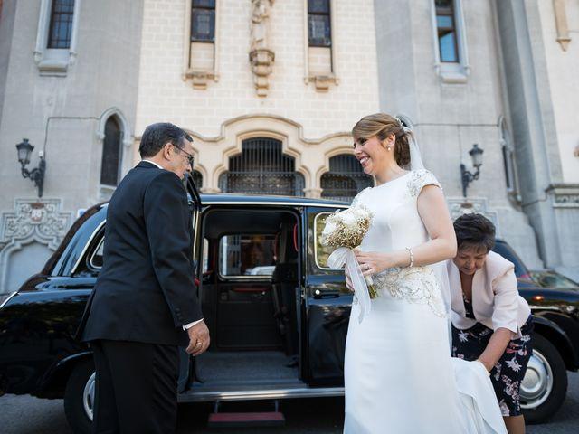 La boda de Pavol y Nuria en Madrid, Madrid 82