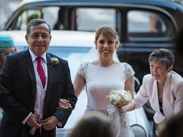 La boda de Pavol y Nuria en Madrid, Madrid 83