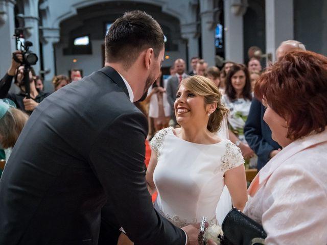 La boda de Pavol y Nuria en Madrid, Madrid 86