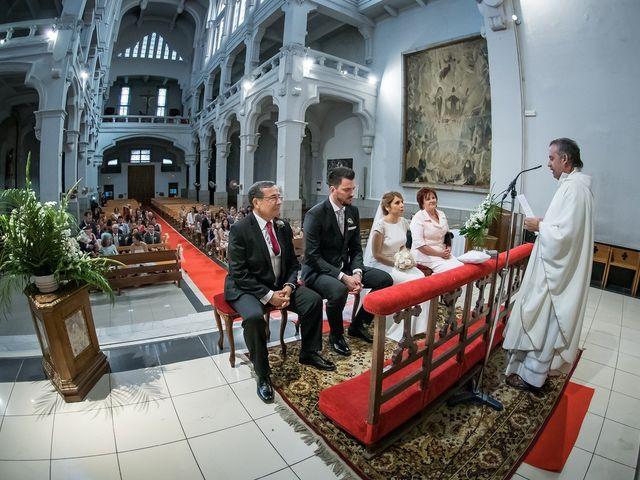 La boda de Pavol y Nuria en Madrid, Madrid 88