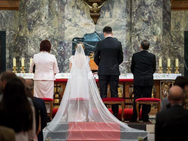La boda de Pavol y Nuria en Madrid, Madrid 93