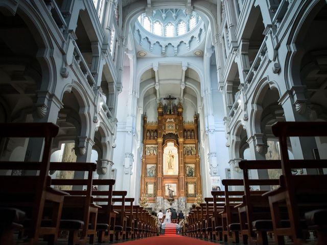 La boda de Pavol y Nuria en Madrid, Madrid 94