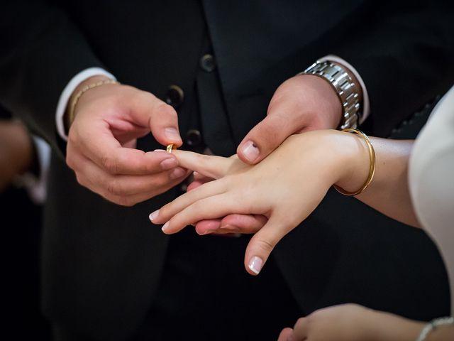 La boda de Pavol y Nuria en Madrid, Madrid 104