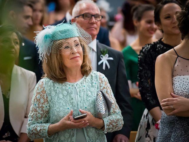 La boda de Pavol y Nuria en Madrid, Madrid 106