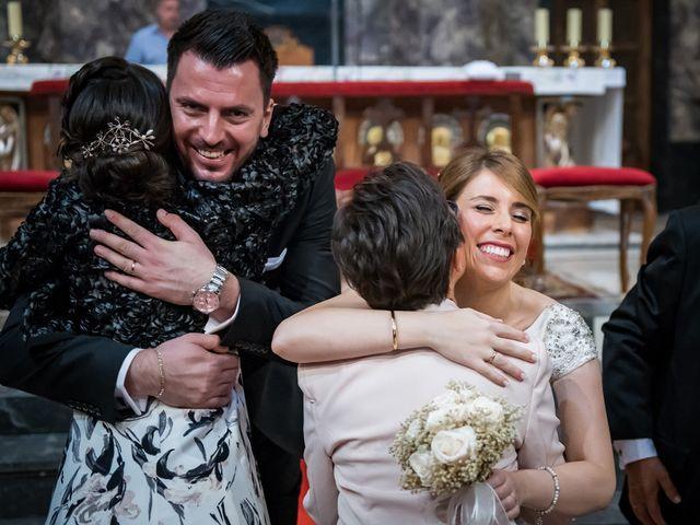La boda de Pavol y Nuria en Madrid, Madrid 115