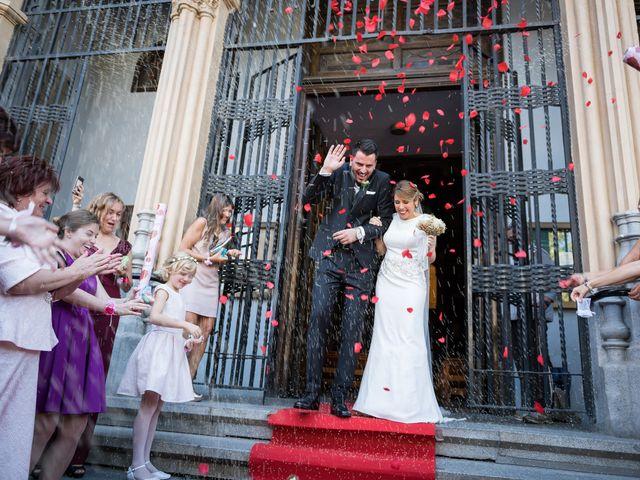 La boda de Pavol y Nuria en Madrid, Madrid 119