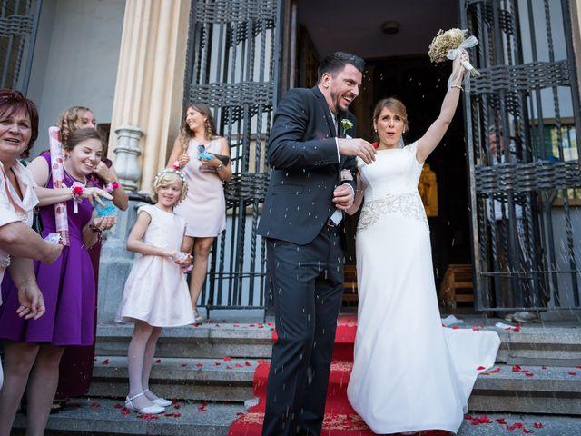 La boda de Pavol y Nuria en Madrid, Madrid 121