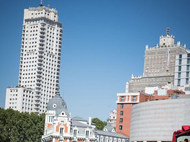 La boda de Pavol y Nuria en Madrid, Madrid 127