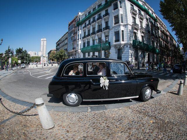 La boda de Pavol y Nuria en Madrid, Madrid 128
