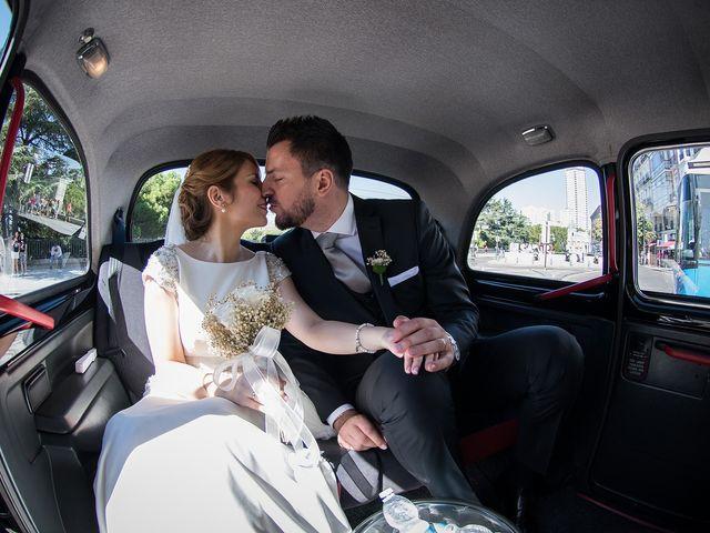 La boda de Pavol y Nuria en Madrid, Madrid 130