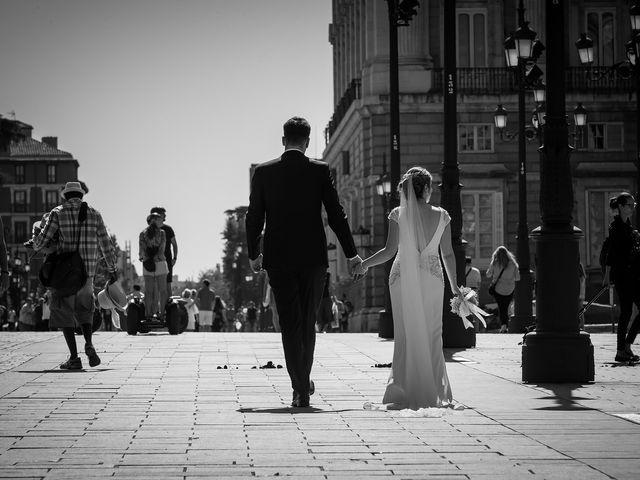 La boda de Pavol y Nuria en Madrid, Madrid 132