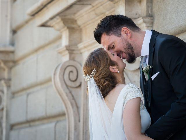 La boda de Pavol y Nuria en Madrid, Madrid 133