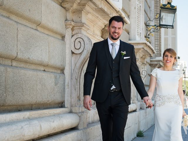 La boda de Pavol y Nuria en Madrid, Madrid 135
