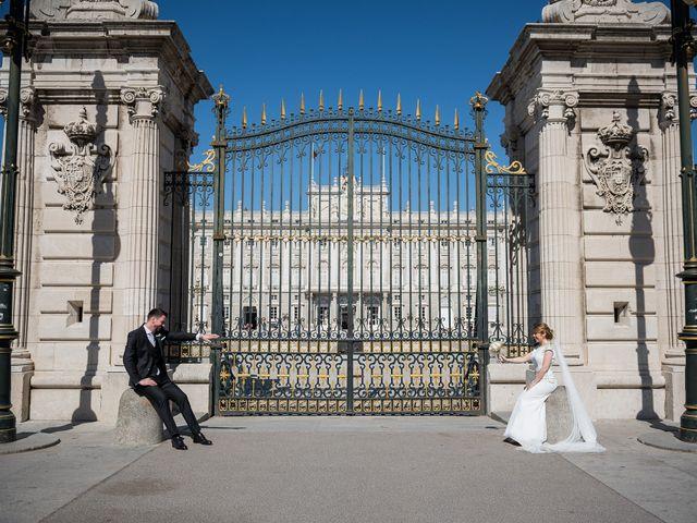 La boda de Pavol y Nuria en Madrid, Madrid 138