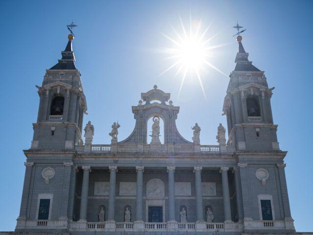 La boda de Pavol y Nuria en Madrid, Madrid 139