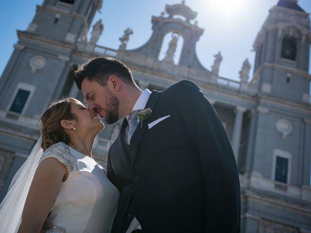 La boda de Pavol y Nuria en Madrid, Madrid 140