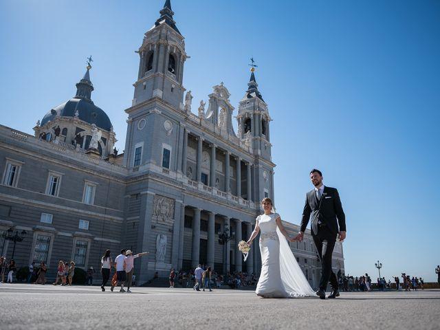 La boda de Pavol y Nuria en Madrid, Madrid 142