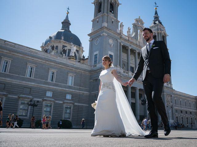 La boda de Pavol y Nuria en Madrid, Madrid 143