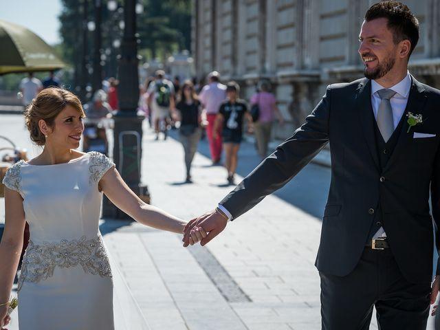 La boda de Pavol y Nuria en Madrid, Madrid 144