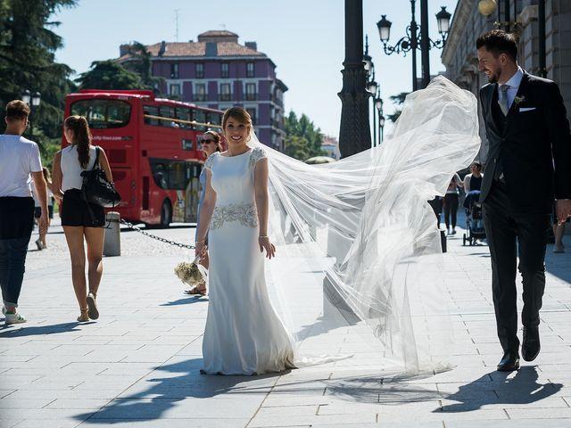 La boda de Pavol y Nuria en Madrid, Madrid 145