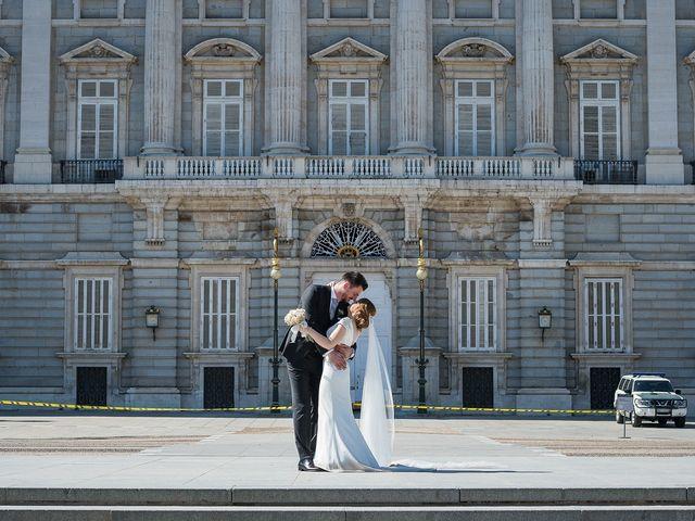 La boda de Pavol y Nuria en Madrid, Madrid 146
