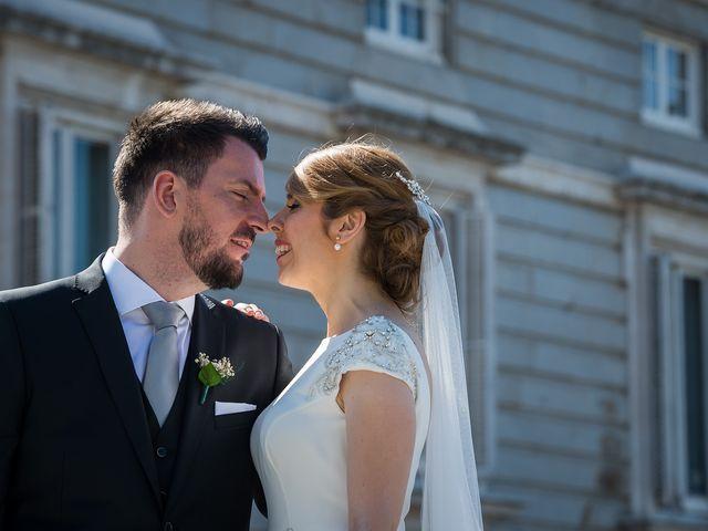 La boda de Pavol y Nuria en Madrid, Madrid 148
