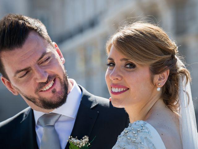 La boda de Pavol y Nuria en Madrid, Madrid 149