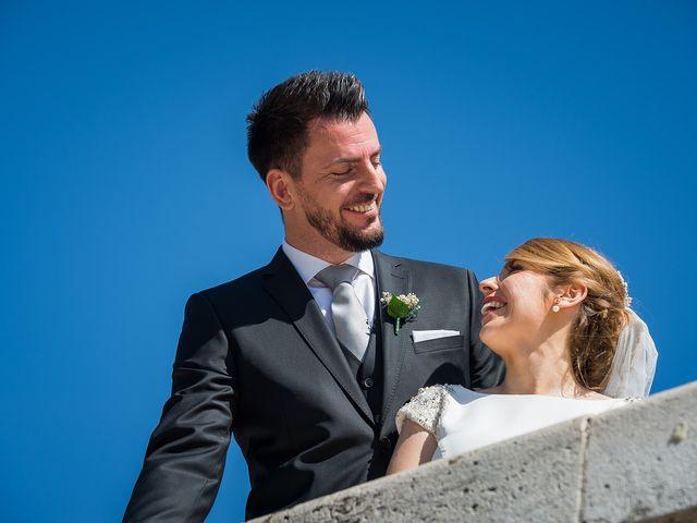 La boda de Pavol y Nuria en Madrid, Madrid 1