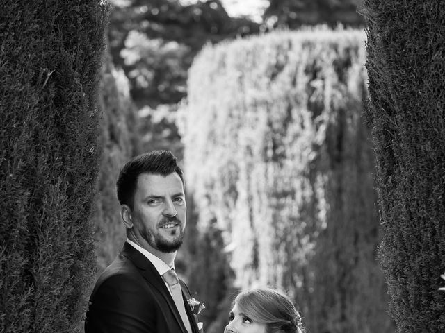 La boda de Pavol y Nuria en Madrid, Madrid 154