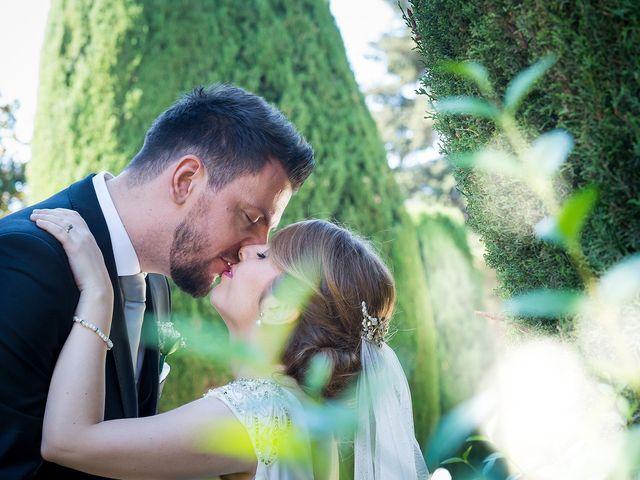 La boda de Pavol y Nuria en Madrid, Madrid 155