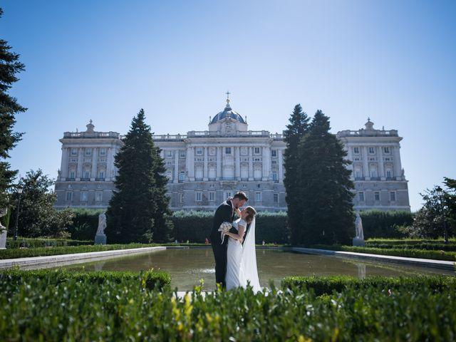 La boda de Pavol y Nuria en Madrid, Madrid 156