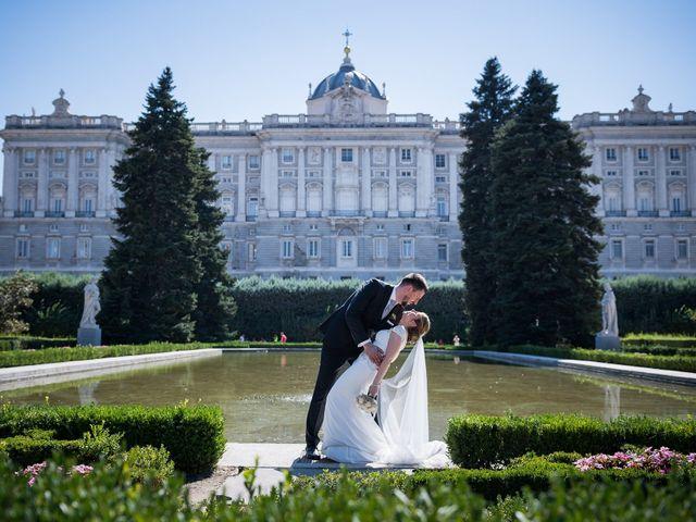 La boda de Pavol y Nuria en Madrid, Madrid 157