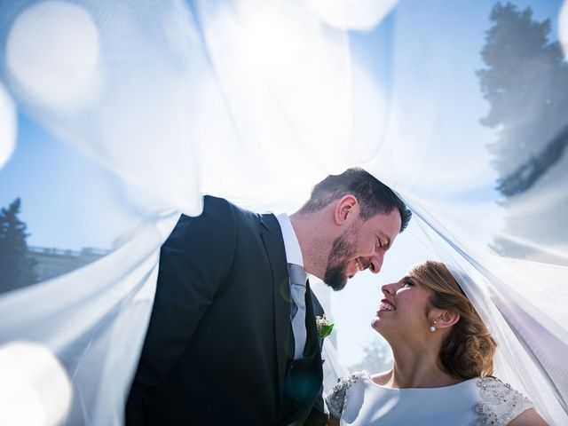La boda de Nuria y Pavol